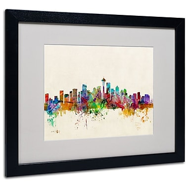 Trademark Fine Art 'Seattle, Washington' 16
