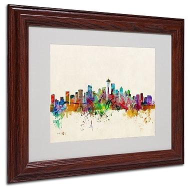 Trademark Fine Art 'Seattle, Washington' 11