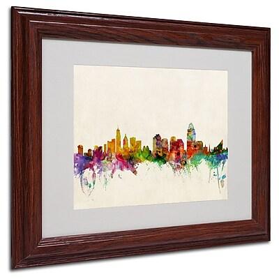 Trademark Fine Art 'Cincinnati, Ohio' 11