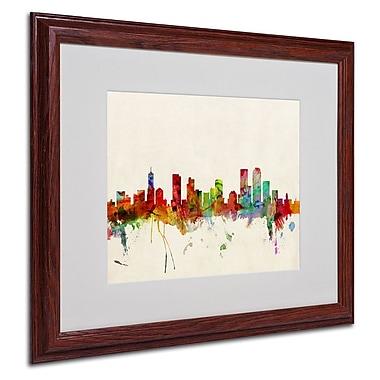 Trademark Fine Art 'Denver, Colorado' 16