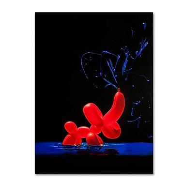 Trademark Fine Art 'Balloon Elephant' 35