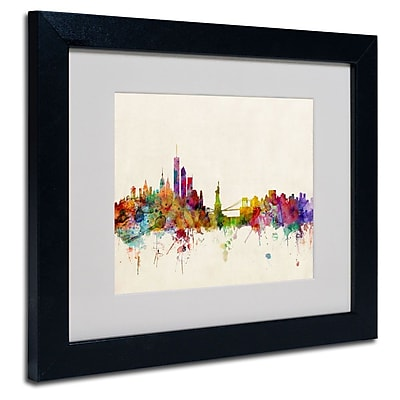 Trademark Fine Art 'New York, New York' 11