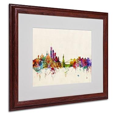 Trademark Fine Art 'New York, New York'