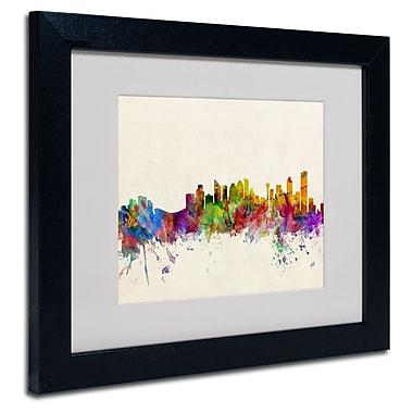 Trademark Fine Art 'Calgary, Canada' 11