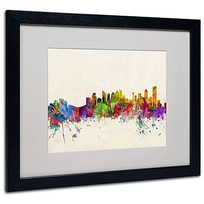 Trademark Fine Art 'Calgary, Canada' 16