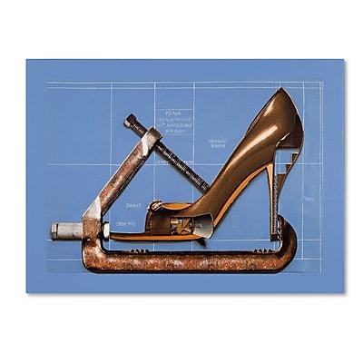 Trademark Fine Art 'Prada Construction' 18