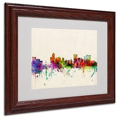 Trademark Fine Art 'Winnipeg, Canada' 11