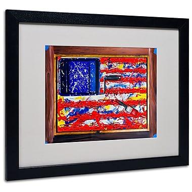Trademark Fine Art 'American Paint' 16
