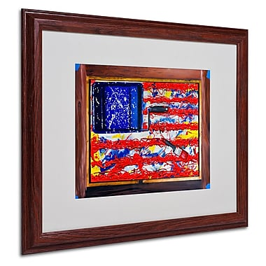 Trademark Fine Art 'American Paint'