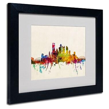 Trademark Fine Art 'Pittsburgh, Pennsylvania' 11