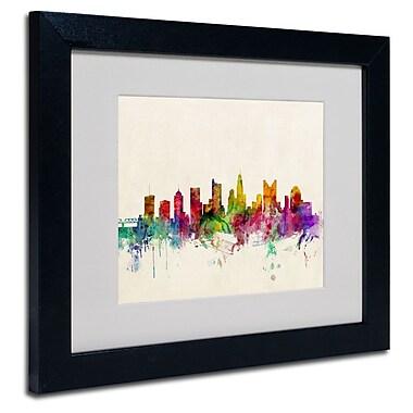Trademark Fine Art 'Columbus, Ohio' 11