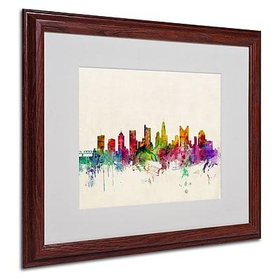Trademark Fine Art 'Columbus, Ohio' 16