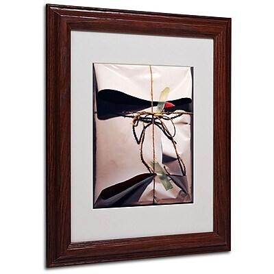 Trademark Fine Art 'White Wrap With Twine' 11
