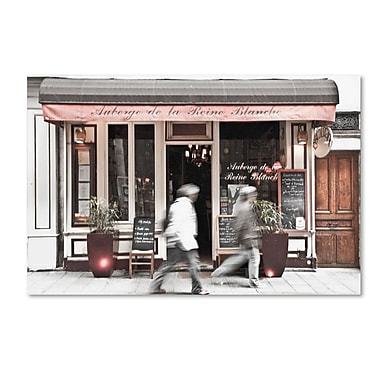 Trademark Fine Art 'Paris Parisian Bakery' 30
