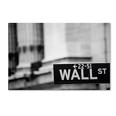 Trademark Fine Art Wall St' 16