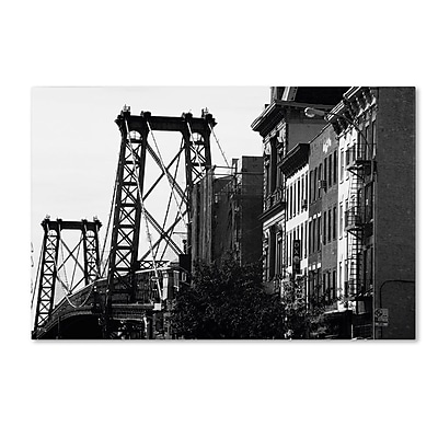 Trademark Fine Art 'Williamsburg Bridge' 16