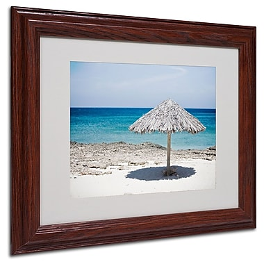 Trademark Fine Art 'Aruba Umbrella' 11