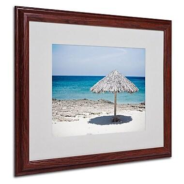 Trademark Fine Art 'Aruba Umbrella' 16