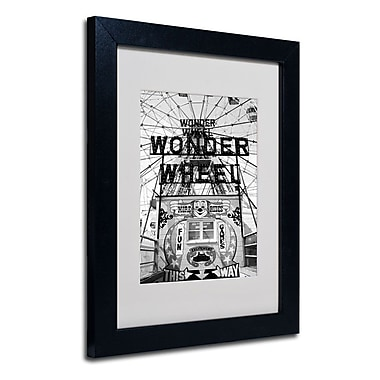 Trademark Fine Art 'Coney Island Wonder Wheel' 11
