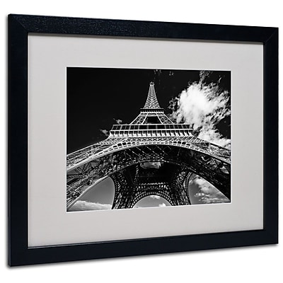 Trademark Fine Art 'Paris Eiffel Tower 1' 16