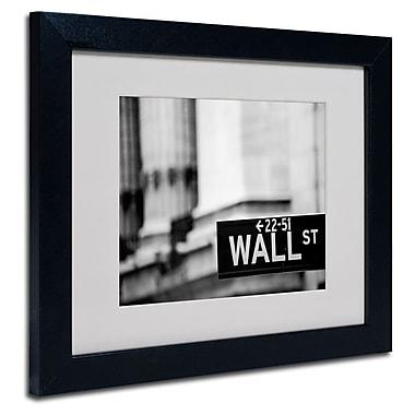 Trademark Fine Art 'Wall St' 11