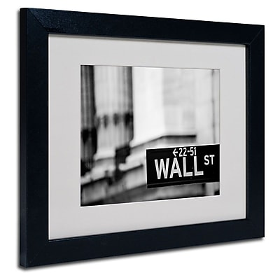 Trademark Fine Art 'Wall St' 11