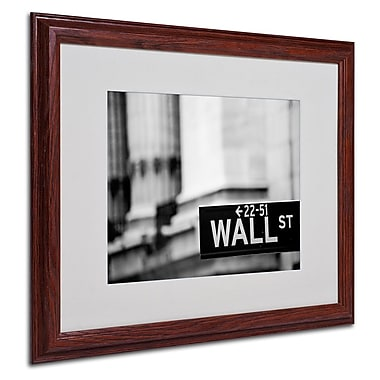 Trademark Fine Art 'Wall St'