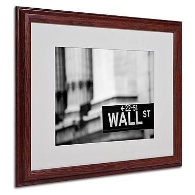 Trademark Fine Art 'Wall St' 16