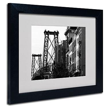 Trademark Fine Art 'Williamsburg Bridge' 11