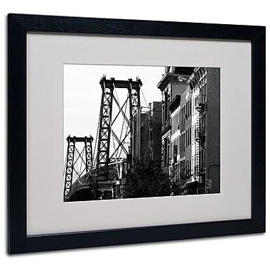 Trademark Fine Art 'Williamsburg Bridge' 16