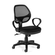 Offices To Go® Geo Mesh Back Tilter Office Chair