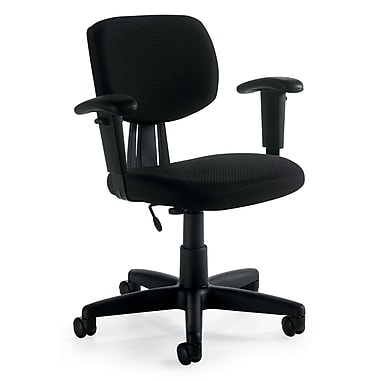 Offices To GoMD – Chaise de bureau Tami réglable avec accoudoirs
