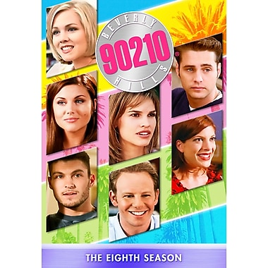 Beverly Hills 90210: The Eighth Season (DVD)