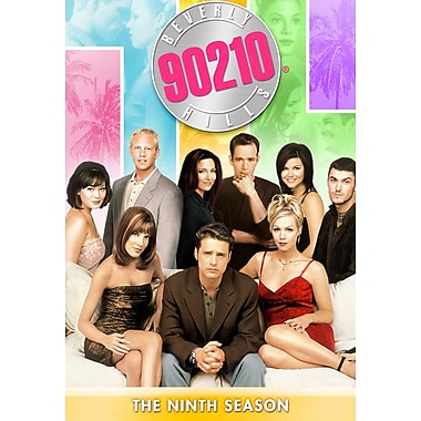 Beverly Hills 90210: The Ninth Season (DVD)
