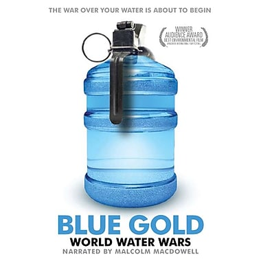 Blue Gold World Water Wars (DVD)
