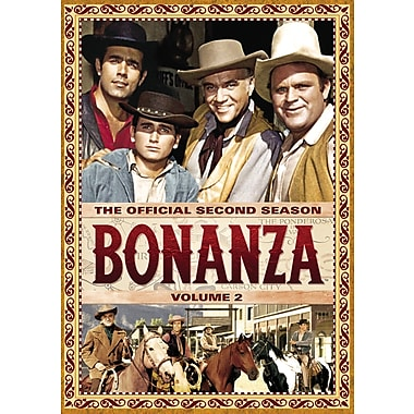 Bonanza: The official Second Season, Volume Two (DVD)