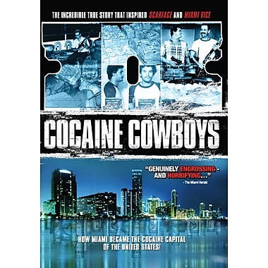 Cocaine Cowboys 1/2 (DVD)