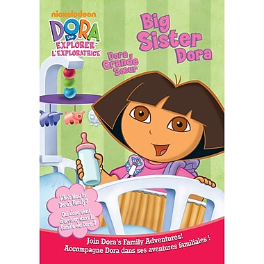 Dora the Explorer: Big Sister Dora (DVD) 2011