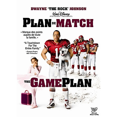 Game Plan (DVD)