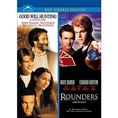 Good Will Hunting/Rounders (DVD)