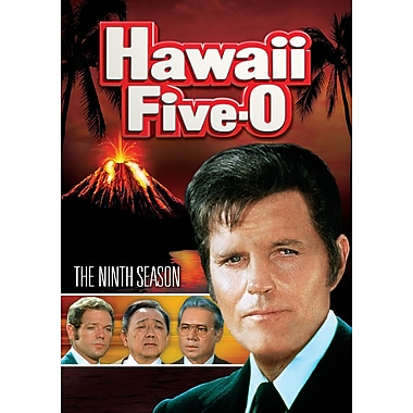 Hawaii Five-O: The Ninth Season (DVD)