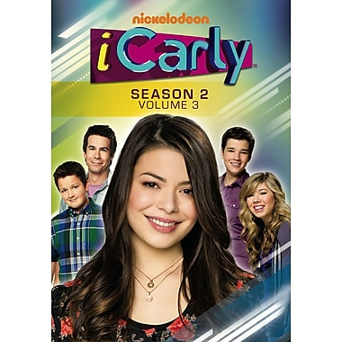 iCarly: Season2, Volume 3 (DVD)