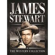 James Stewart Westerns Coll (DVD)