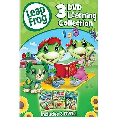 Leapfrog - Collection d'apprentissages 3 DVD (DVD)