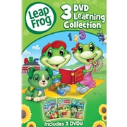 Leapfrog 3dvd Learning Collection (DVD)