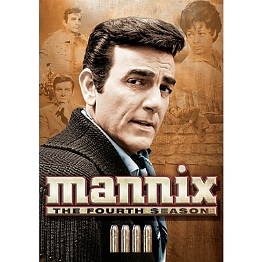 Mannix: The Fourth Season (DVD)