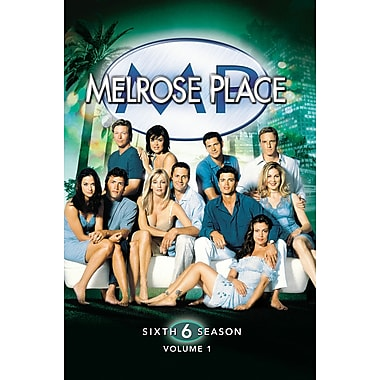 Melrose Place: The Sixth Season: Volume 1 (DVD)