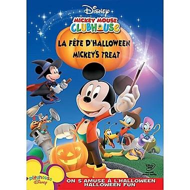 Mickey's Treat (DVD)