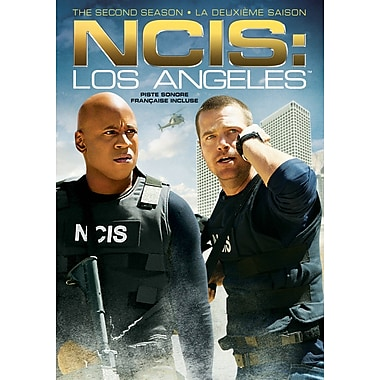 NCIS: Los Angeles: The Second Season (DVD)