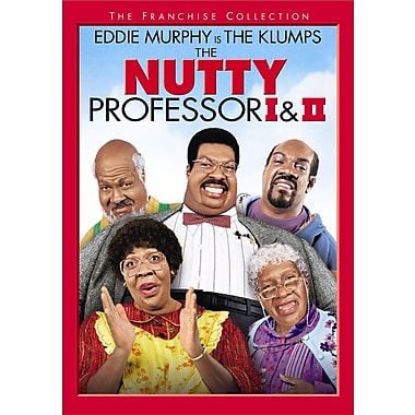 Nutty Professor I & II (DVD)